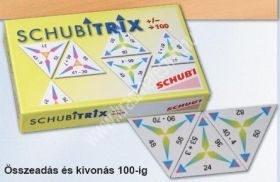 Schubitrix Összeadás és kivonás 100-ig
