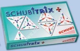 Schubitrix Osztás 100-ig
