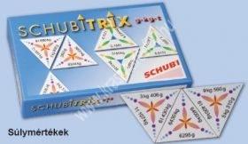 Schubitrix Súlymértékek
