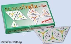 Schubitrix Szorzás 100-ig 1X1