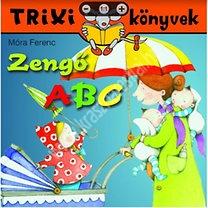 Trixi könyvek Zengő ABC