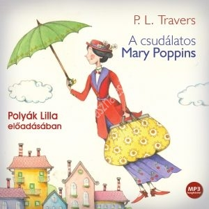 TraversA csudálatos Mary Poppins Hangoskönyv CD