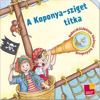 KukucskálókönyvekKukucskálókönyvek - A Koponya-sziget titka