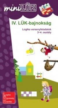 IV. LÜK-Bajnokság Logikai versenyfeladatok3- 4. osztály
