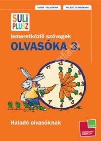 Bozsik Rozália:Olvasóka 3. – Haladó olvasóknak
