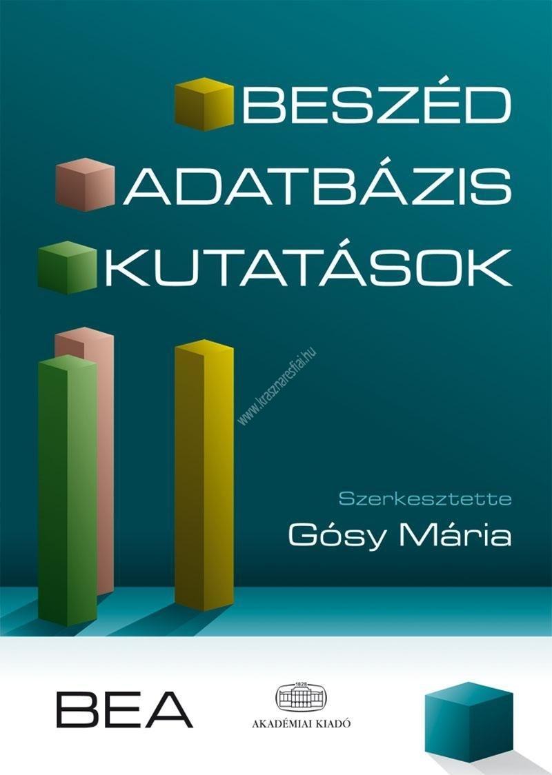 beszed_adatbazis_kutatasok_gosy_maria