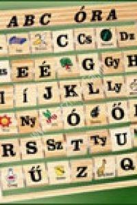 ABC-óra - Fejlesztő eszköz az ABC játékos tanulásához