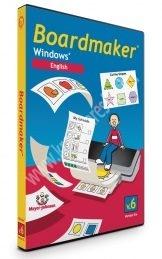 Boardmaker Win v.6 EN Boardmaker PCS és AAC
