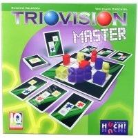 Triovision Master logikai játék