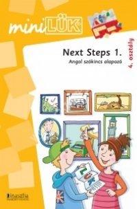 MiniLÜk - Next Steps 1. Angol szókincs alapozó 4. osztály