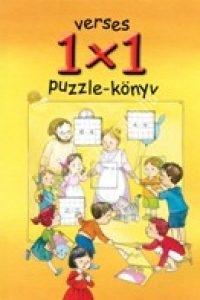 Ballér Piroska:Verses 1x1 puzzle-könyv