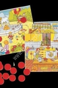 Hang-helyzet lottó CD-vel - Képességfejlesztő  játék (NA337131)