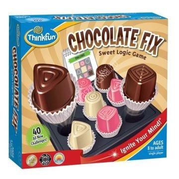 Chocolate fix Csoki sudoku logikai játék