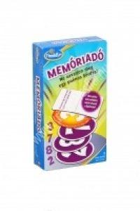 MemóRiadó - Memóriafejlesztő társasjáték