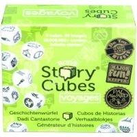 Történet kocka utazás - társasjáték (sztori kocka)