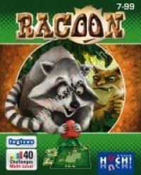 Racoon Mosómedve logikai játék