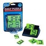 Daily puzzle Naptár logikai játék