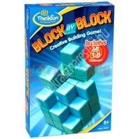 Block by Block Kockát kocára logikai játék