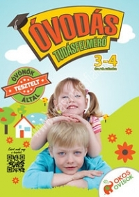 Óvodás tudásfelmérő 3-4 éveseknek