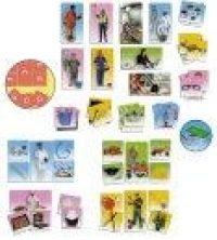 Foglalkozások, képkártya sorozat (MDDV20560)