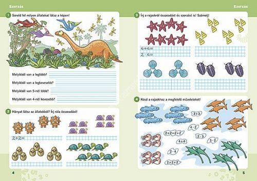 dinosuli-matematika-gyakorlo-2-osztaly-szorzas-osztas
