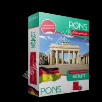 PONS Megszólalni 1 hónap alatt (könyv+CD) Német