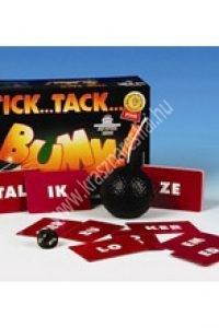 Tick…Tack…Bumm! – Bombajó szójáték az egész családnak