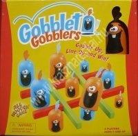 Gobblet Gobblers Felesztő játék - memória, logika, taktika