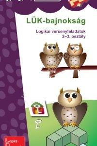 MiniLÜK - LÜK-Bajnokság: Logikai versenyfeladatok 2-3. osztály