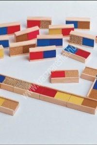 Tapintós dominó - Képességfejlesztő eszköz (NA337136)