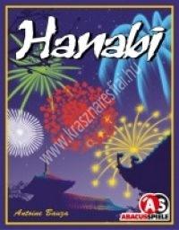 Hanabi kártyajáték (fémdobozos)