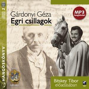 Gárdonyi GézaEgri csillagok Hangoskönyv CD
