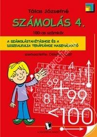 talas-jozsefne-szamolas-4-matematikai-gyakorlo-fuzet-100-as-szamkorben