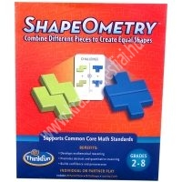 ShapeOmetry logikai játék