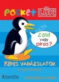 Pocket LÜK Képes varázslatok - Trükkös varázslatok