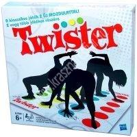 Twister - társasjáték két új mozdulattal