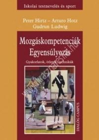 Peter Hirtz : Mozgáskompetenciák - Egyensúlyozás