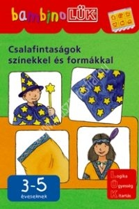 BambinoLÜK - Csalafintaságok színekkel és formákkal