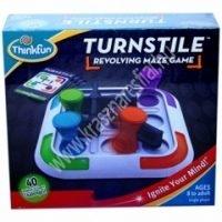 Forgóajtók Turnstile fejlesztő játék