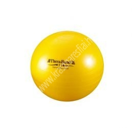 Thera-Band hasadásmentes fittness labda, sárga, 45 cm