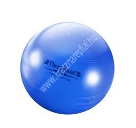 Thera-Band hasadásmentes fittness labda, kék, 75 cm