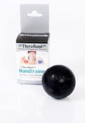 Handtrainer kézerősítő gömbextra  erős, fekete
