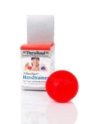 Handtrainer kézerősítő gömb puha, piros
