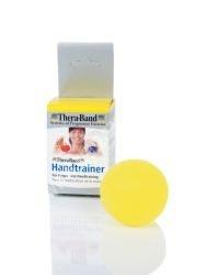 Handtrainer kézerősítő gömb extra puha, sárga