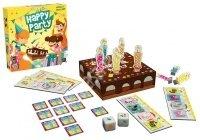 Happy Party ügyességi társasjáték
