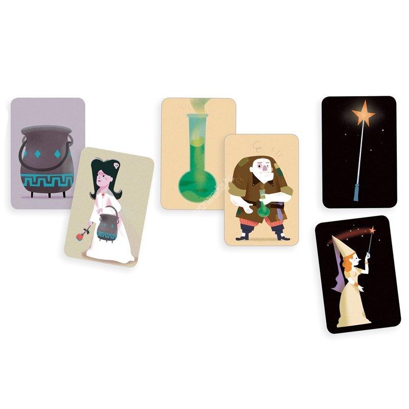 varazslo-iskola-magic-school-kooperaciot-memoriat-fejleszto-kartyajatek