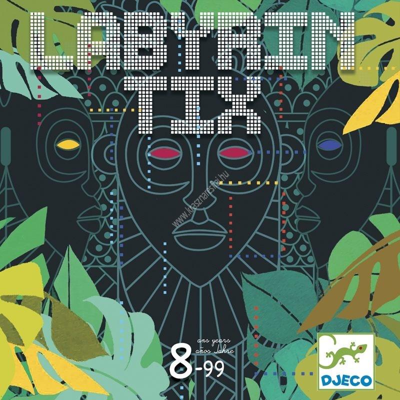 Labyrintix Labirintus társasjáték DJ8487