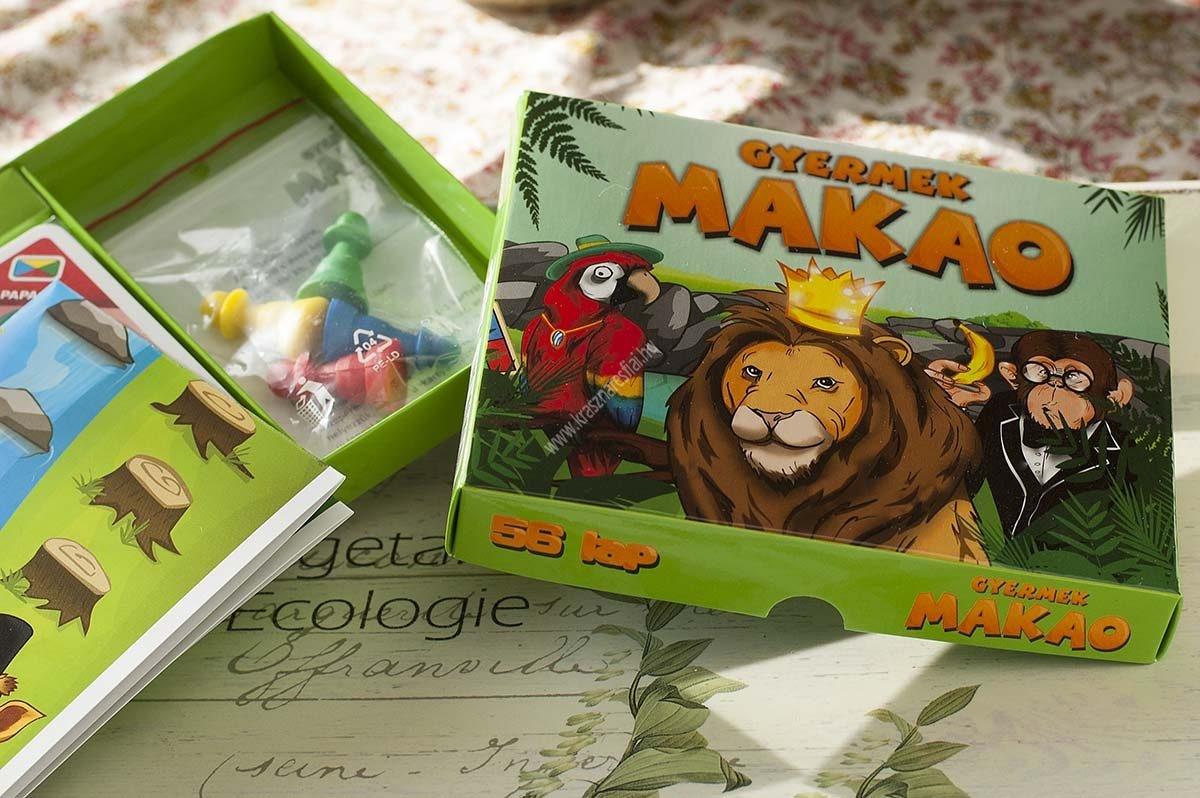 makao-gyermek-kartyajatek