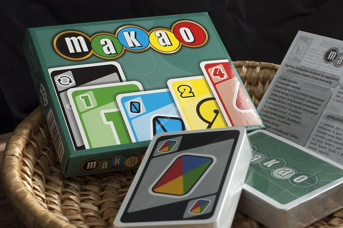 makao-kartyajatek