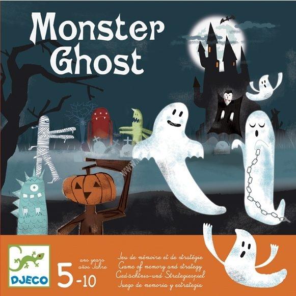 monster-ghost-tarsasjatek-memoriajatek
